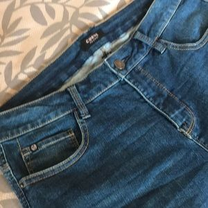 curve appeal Shorts - Curve Appeal Jean Shorts